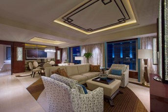 Presidential Suite - Living Room