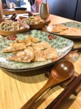 咖哩薄餅 與 肥牛蘿蔔
