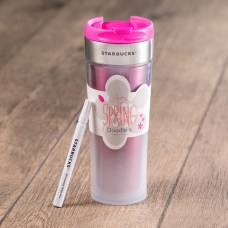 Spring Create Your Own Stainless Steel Tumbler