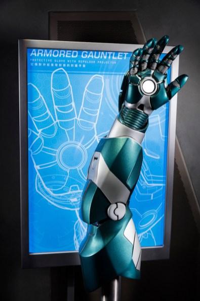 Hong Kong Disneyland_Iron Man Tech Showcase_Gauntlet