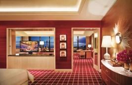 Encore Deluxe Suite Living Room by Barbara Kraft