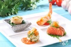 World of Color Restaurant_The Navigators Seafood Sampler