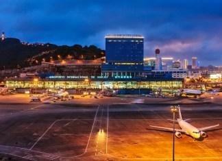 澳門國際機場 MacauAirport