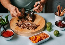 Cathay Pacific x Black Sheep Restaurants New Economy Class Dining