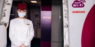 卡塔爾航空 Wi-Fi機