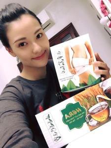 trà thảo mộc giảm cân hera giảm cân hiệu quả sau sinh