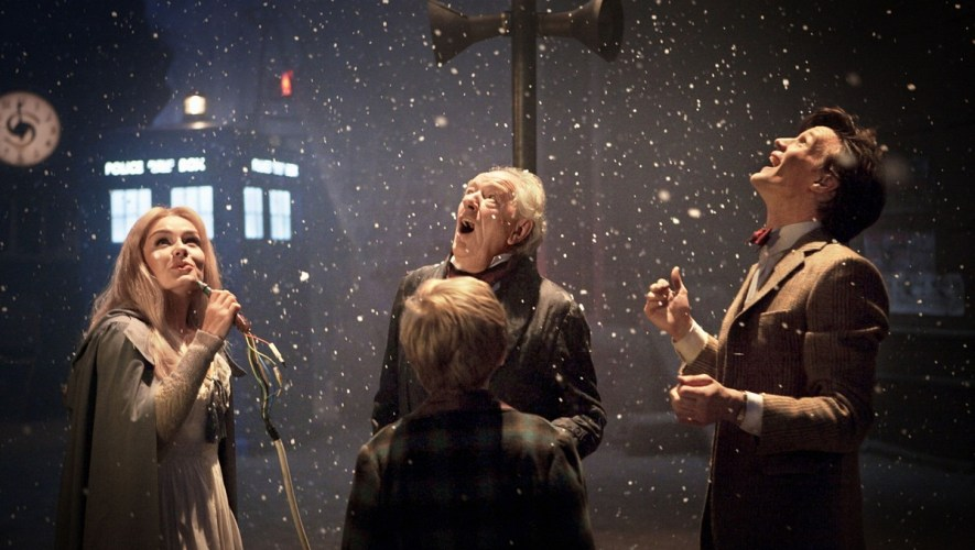 Doctor Who The Christmas Invasion.The Christmas Invasion Doctor Who S Tragical History Tour