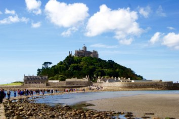 St. Michael´s Mount Castle