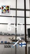 Obligatorisches Flughafen-Bild.