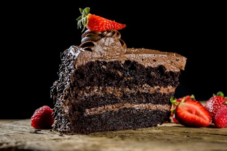 Tarta de chocolate de Levaduramadre