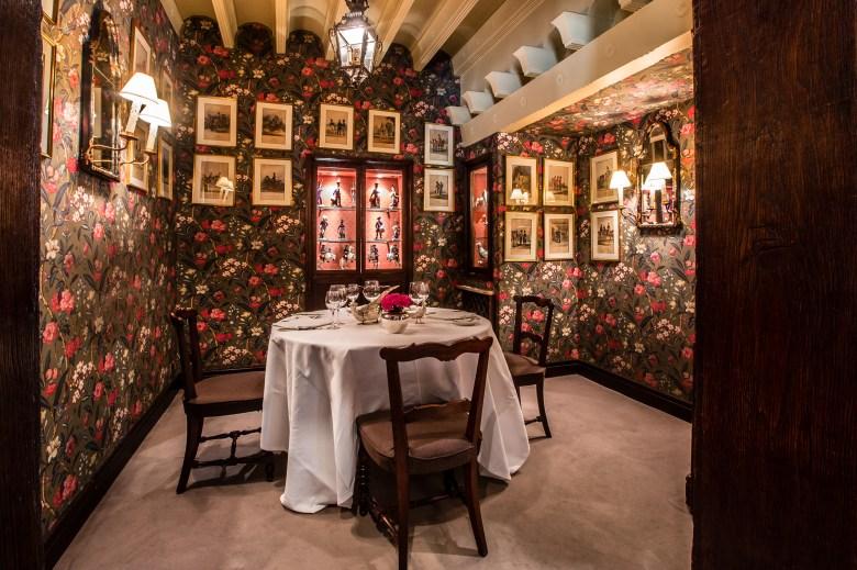 Restaurantes abiertos en Navidad: : Restaurante Horcher