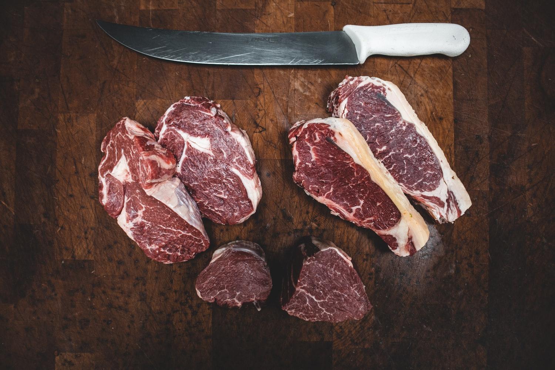 donde comer carne madrid