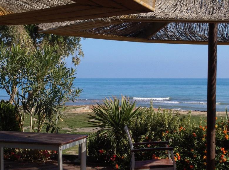 Playa de Les Amplaries, una de las mejores playas de Oropesa