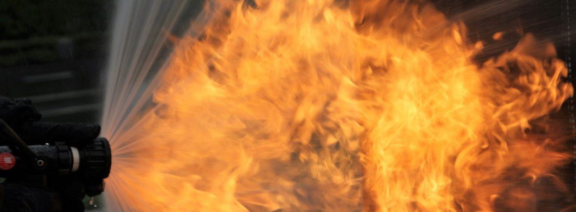 Gefahren durch Austritt brennbarer Gase