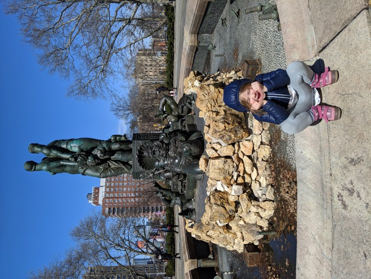 A Day in the Life: Rock Climbing, Brunch, and the Brooklyn
