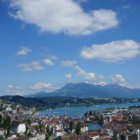 A Weekend in Lucerne, Switzerland