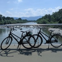 Birthday Bike Ride: Three Countries In One Day