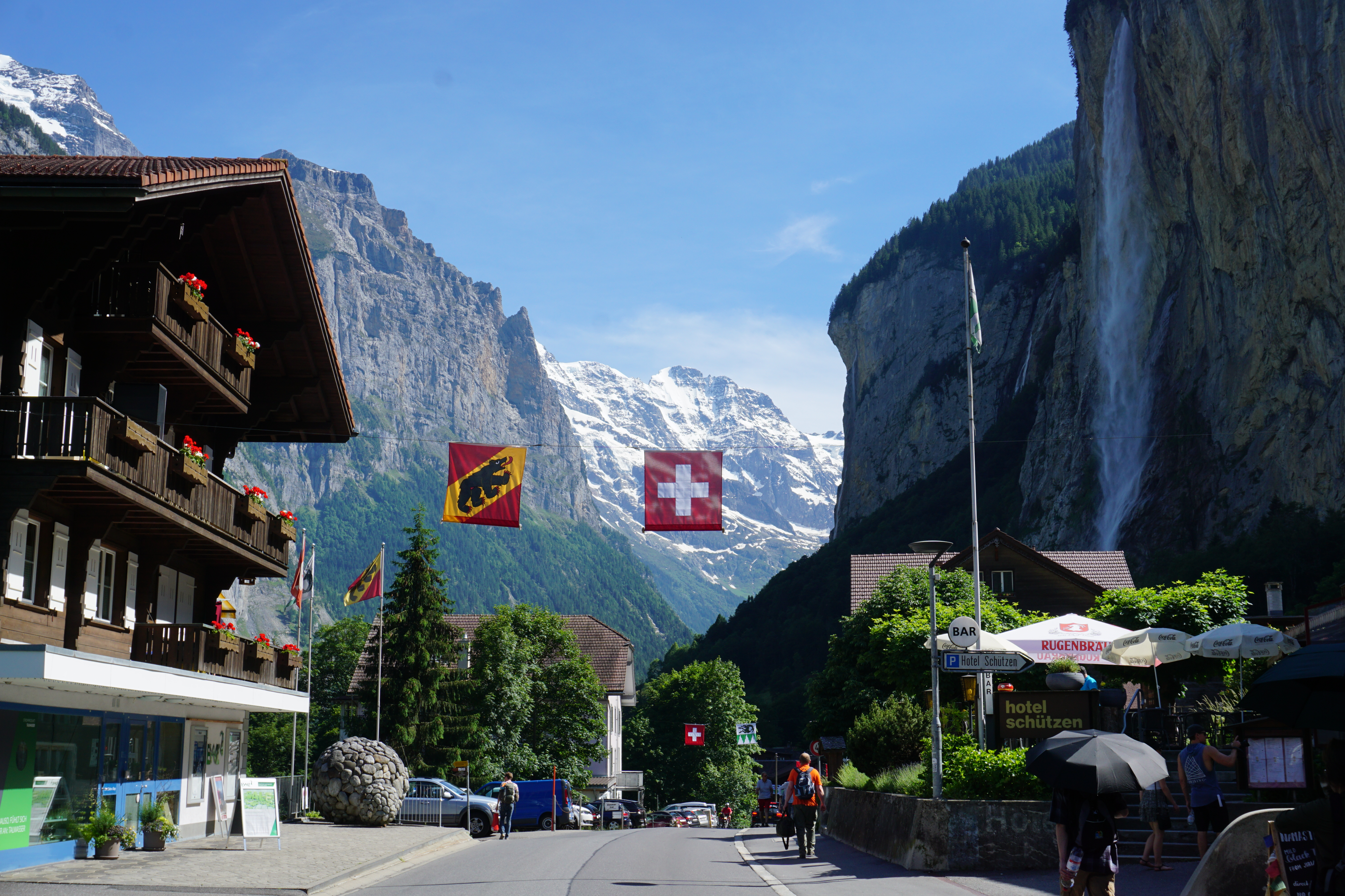 Our Favorite Things To See, Do and Eat in Lauterbrunnen, Switzerland - Trail Advocacy