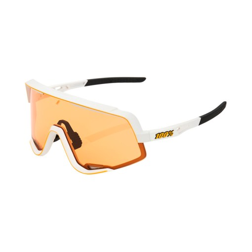 100% Glendale Brille soft tact off white