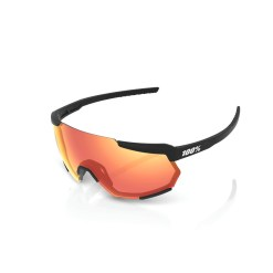 100% Racetrap Brille Soft Tact Black