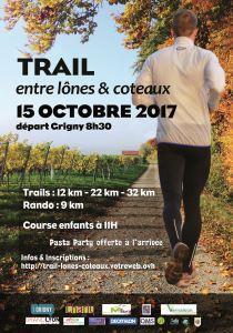 Affiche Trail 2017