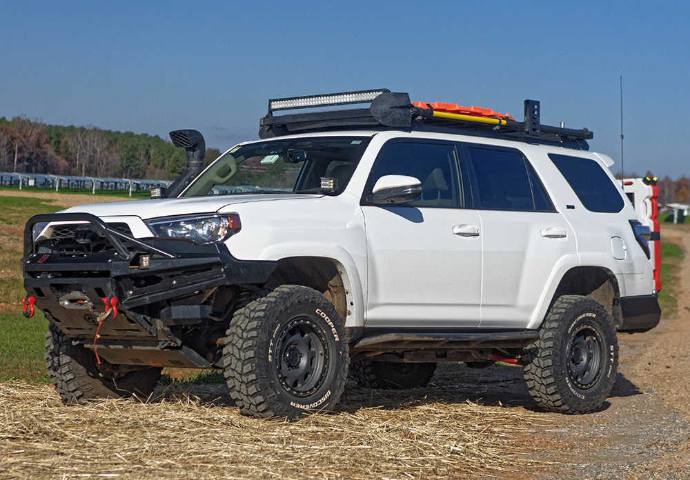 Toyota Tacoma Trail Gear Rock Sliders