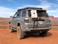 Gobi Ladder for 5th Gen 4Runner, Rear 4Runner Ladder 5th ...