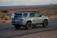 Toyota 4runner Tent & Gobi 4Runner Roof Rack