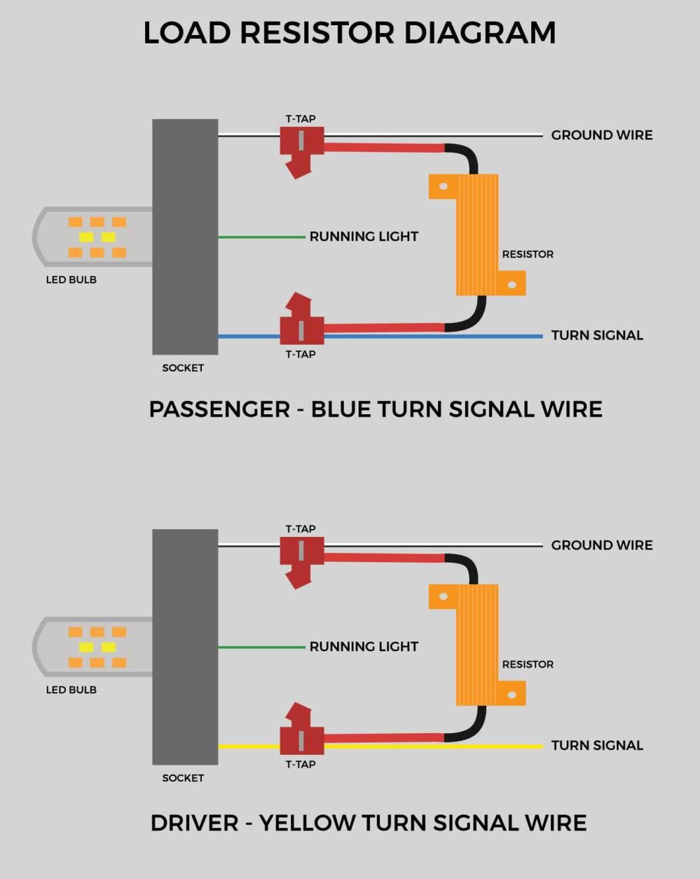 medium resolution of led load resistor wiring diagram wiring diagrams led resistor calculator led resistor wiring diagram