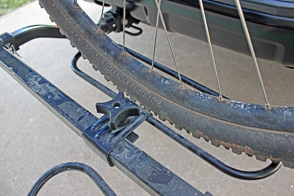 bike rack hitch mount 5th gen 4runner