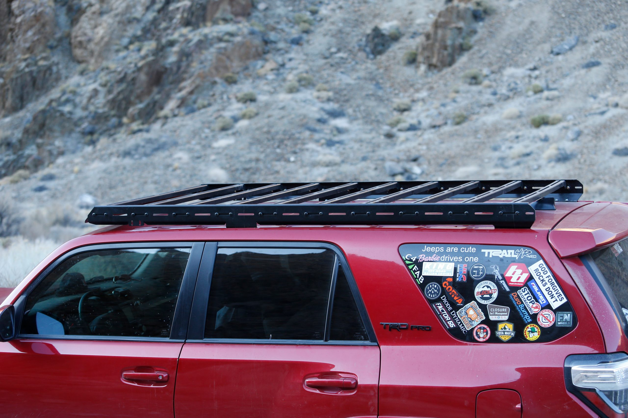 lfd full roof rack steel review and