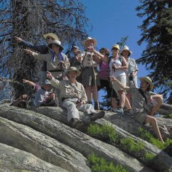 Lewis And Clark Camping Chairs Telescope Directors Hiking Historical Trips The Lolo Trail Hike