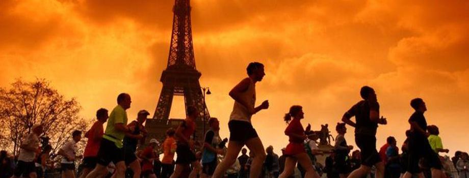 Marathon de Paris 2012