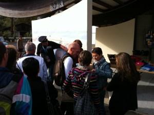 Marathon des villages 2011: le capitaine de l'organisation