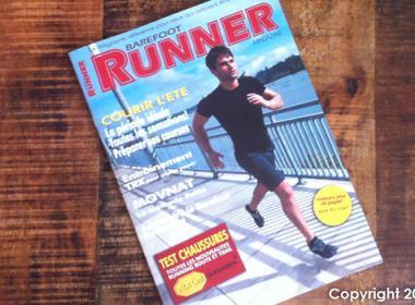Magazine Barefoot Runner
