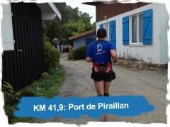 KM42: Port de Piraillan