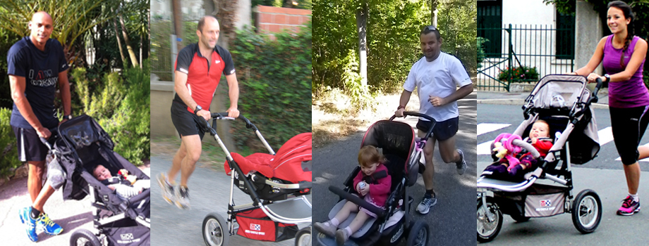 Marseille-Cassis Baby-Jogger