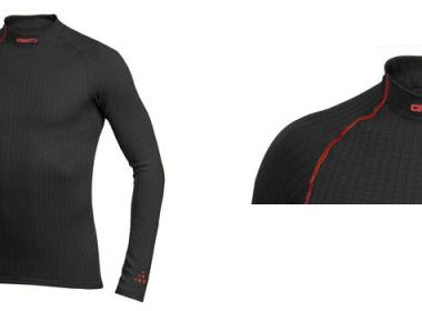 T-shirt Manches Longues Ras du Cou Running Craft Active Extreme Homme