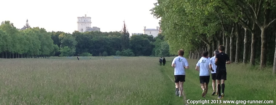 sight-jogging ou running-jogging avec Endurance Tour Shop