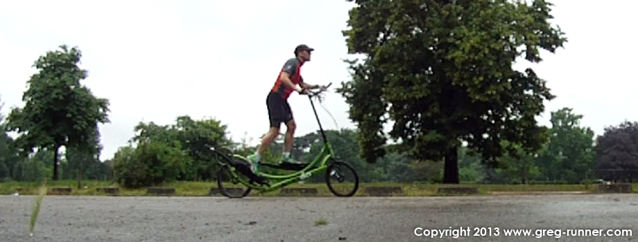 Test de l'ElliptiGO