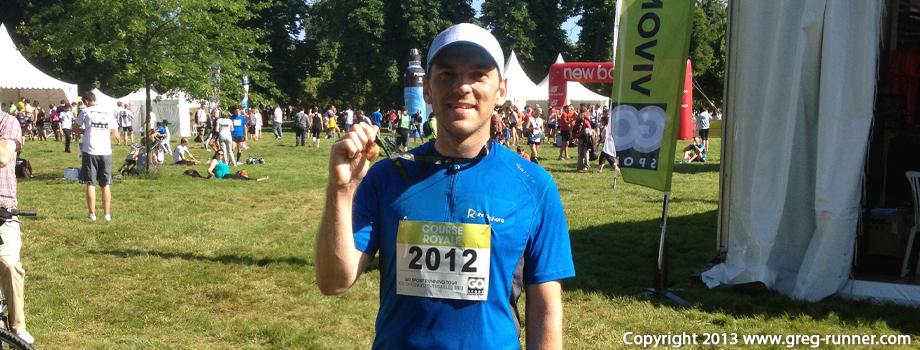 Go Sport Running Tour du Chateau de Versailles 2013