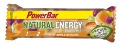 powerbar et sa nouvelle gamme Natural