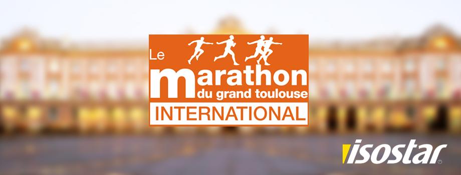 Marathon de Toulouse avec Isostar