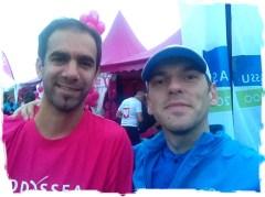 Running Black et Greg-Runner
