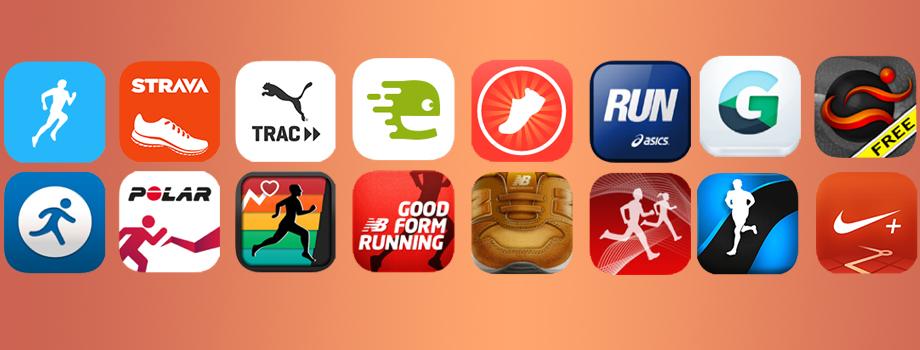 Les applications running et course à pied