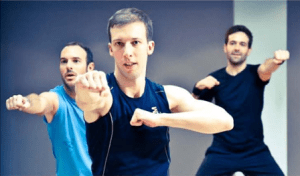 Gym Suédoise gratuite pour les hommes