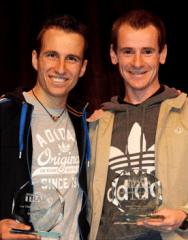 Team Trail Adidas: Julien Rancon & Sébastien Spehler