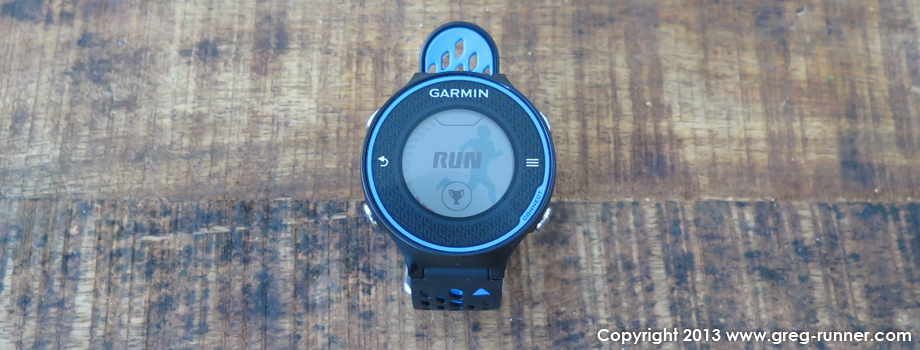TEST: Garmin Forerunner 620