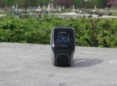 Test - La montre Tomtom Runner