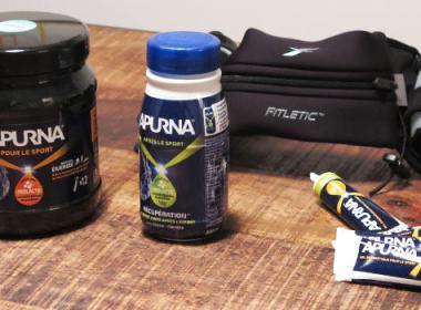 Apurna: la gamme de nutrition sportive partenaire de la FFA